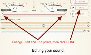 editing VRP7
